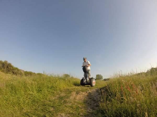 Segway sur les sentiers du morbihan