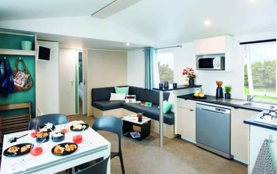 Mobil home 8 personnes 4 chambres
